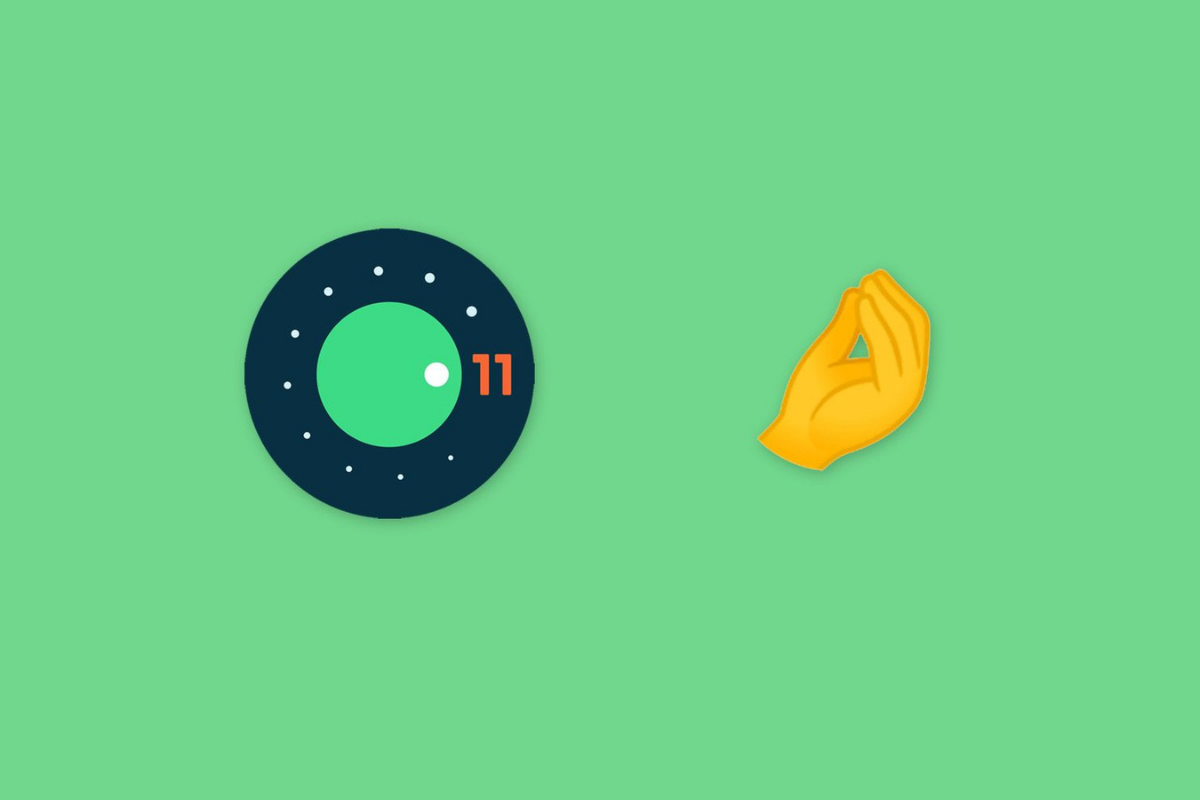 Google released the Android 11 Beta Emoji