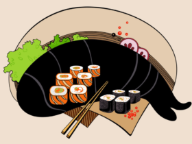 Sushi restaurants in Riyadh