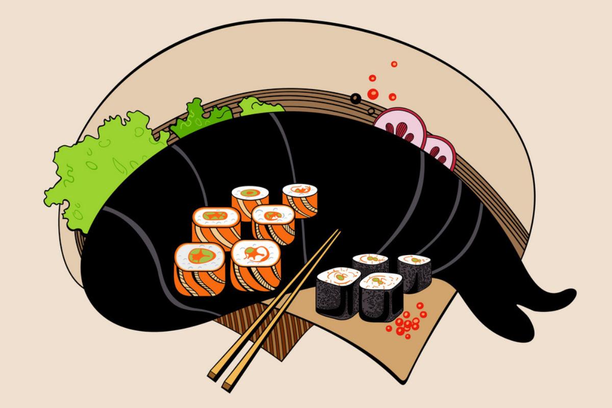Sushi restaurants in Riyadh