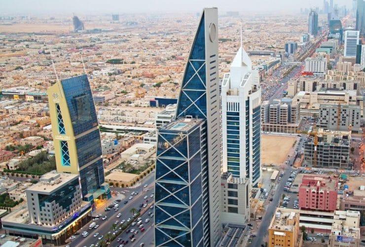 5% Tax On Property Deals in Saudi Arabia