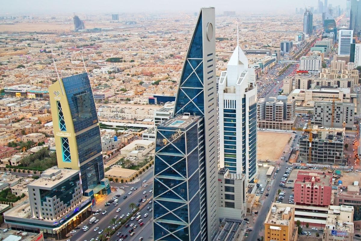 5% Tax On Property Deals in Saudi Arabia