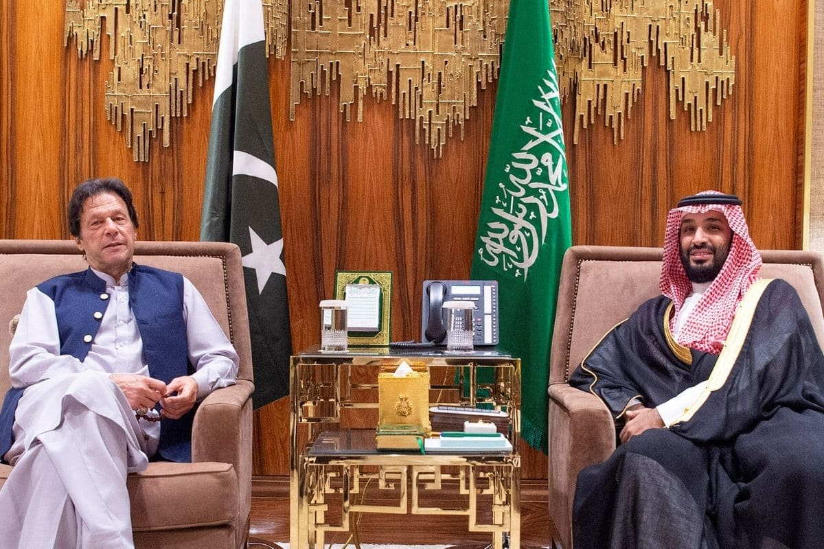Relations of Saudi Arabia With Pakistan In The Recent Months