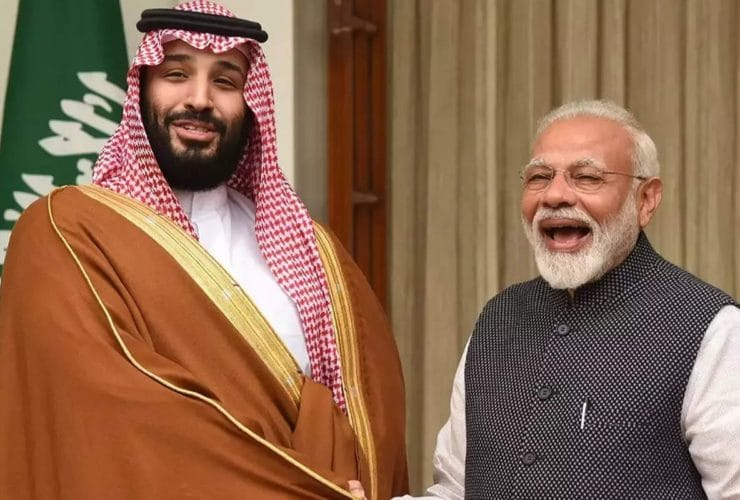 Saudi Arabia Cuts Off Kashmir And GB From Pakistan's Map In New Celebratory Note