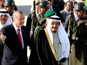 Saudi Government Tells The Public To Boycott Turkey