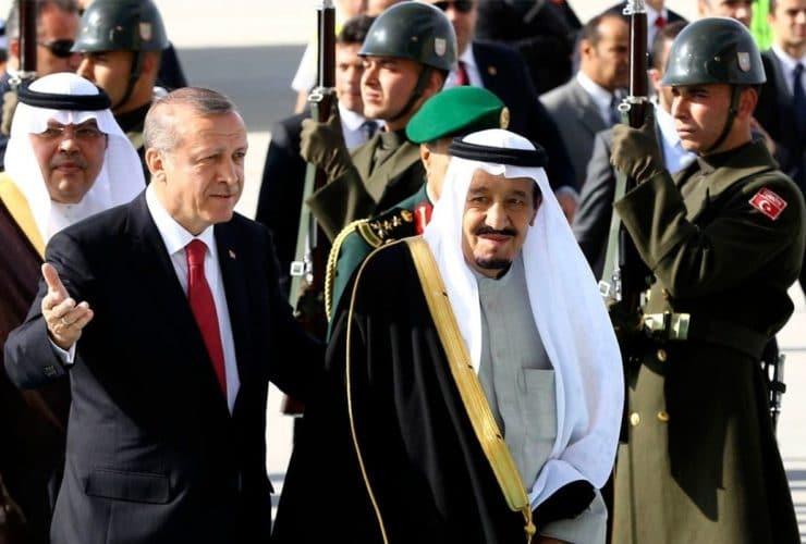 Saudi Government Tells The Public To Boycott Turkey