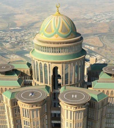 Abraj Kudai Saudi Arabia