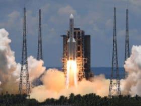 China Sends 6G Satellite