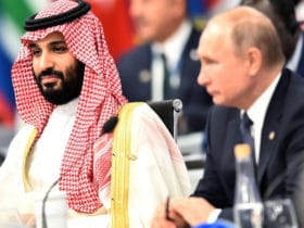 Saudi Arabia And Russia, In A Contest Of Oil